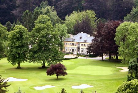 Overview of golf course named Royal Golf Club of Belgium - Ravenstein