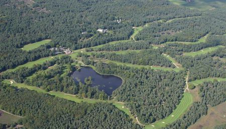 Overview of golf course named Eindhovensche Golf