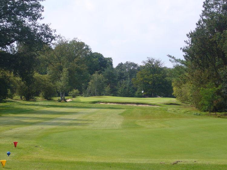 Hilversumsche golf club cover picture