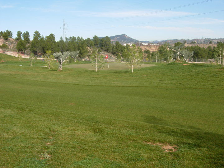 Balneario de cofrentes club de golf cover picture