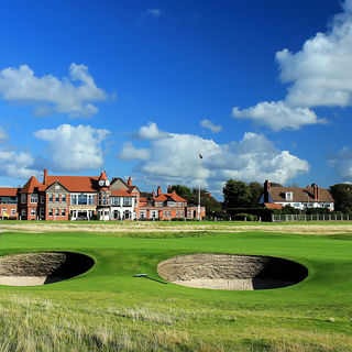 Royal liverpool golf club cover picture
