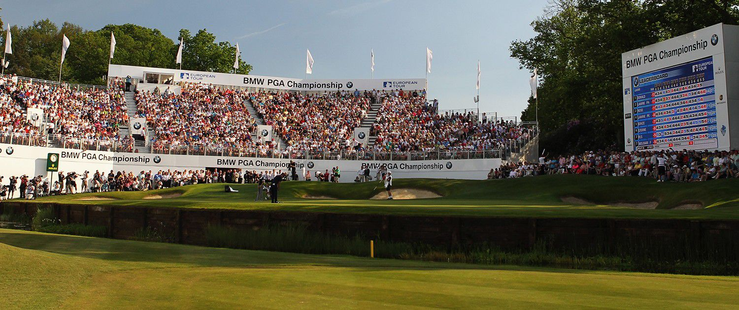 Wentworth golf club cover picture