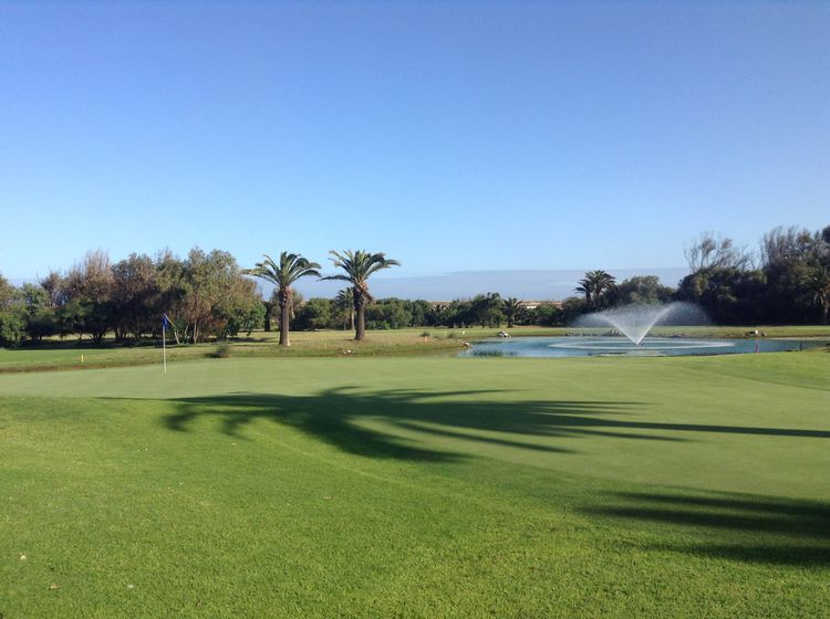 Anfa royal golf club cover picture