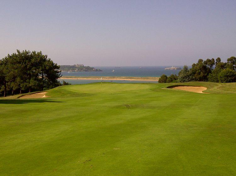 Real golf de pedrena cover picture