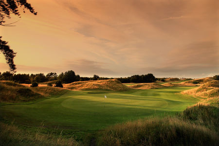 Hillside Golf Club Cover Picture