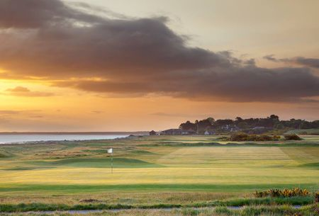 The Nairn Golf Club Cover Picture