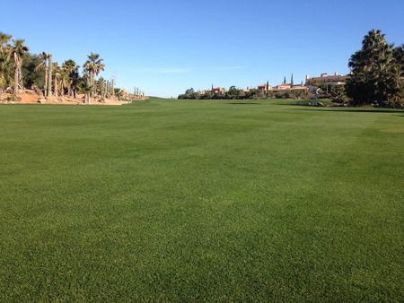 Overview of golf course named Desert Springs Golf Club