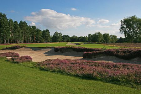West Sussex Golf Club Cover Picture