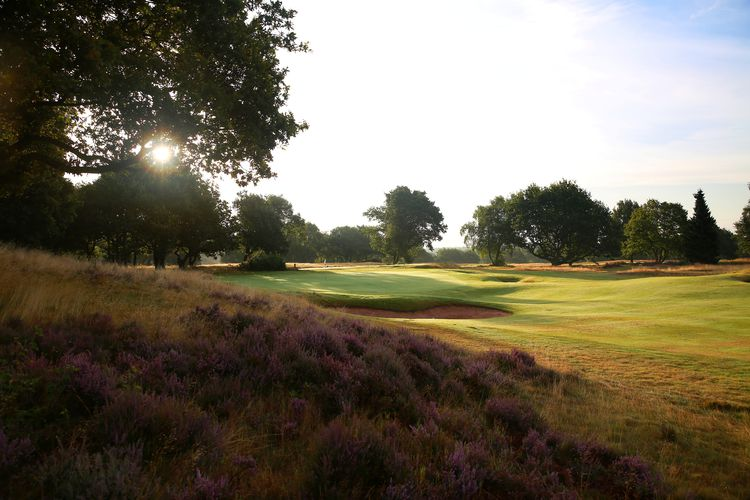 Notts golf club hollinwell cover picture