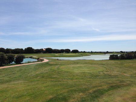 Overview of golf course named Club de Golf de Lerma