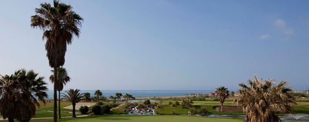 Overview of golf course named Real Club de Campo Malaga