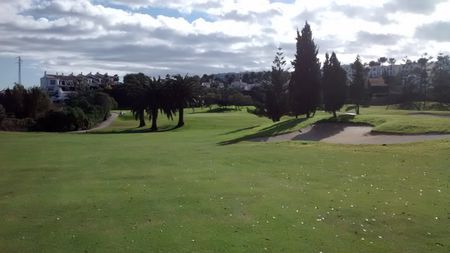 Miraflores golf club cover picture