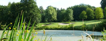 Overview of golf course named Golf Club Hubbelrath - East Course