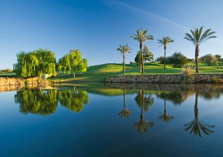 Overview of golf course named Vila Sol Pestana Golf Resort