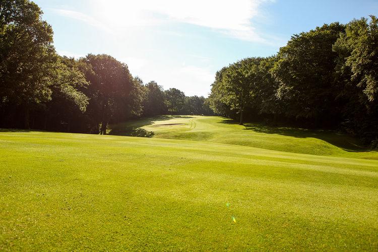 Royal golf club du sart tilman cover picture