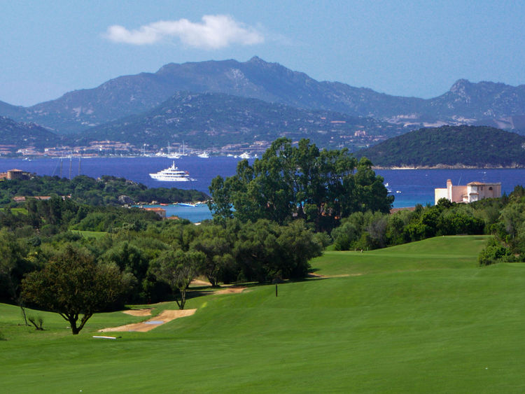 Pevero Golf Club Golf Course All Square Golf