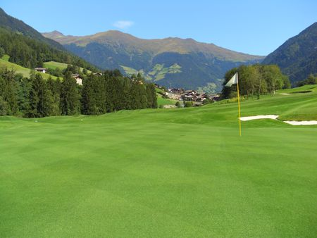 Overview of golf course named Golf Club Passeier Meran