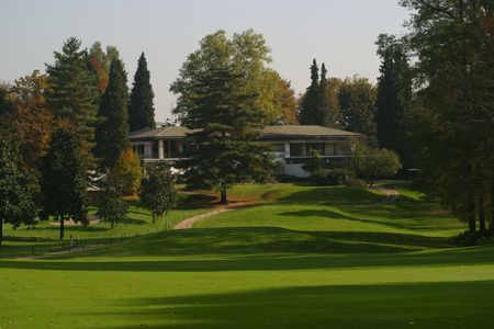 Overview of golf course named Country Club Barlassina