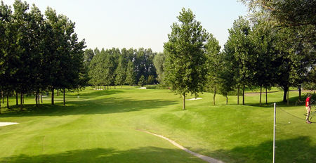 Overview of golf course named Golf Centrum Noordwijk