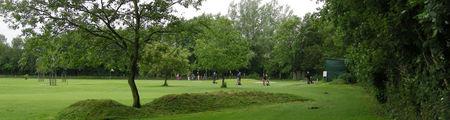Golfclub marienweide cover picture