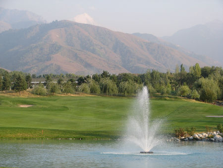 Zhailjau Golf Resort Cover Picture