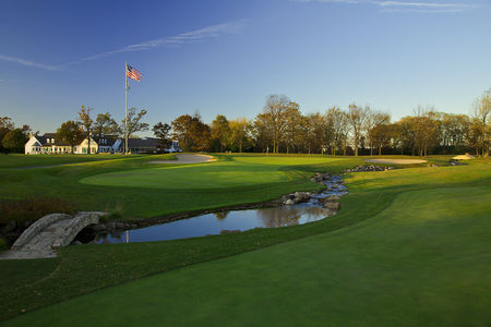 Conway Farms Golf Club Cover Picture