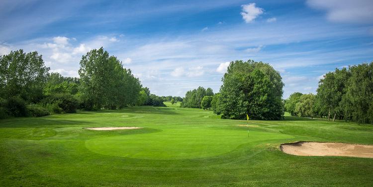 Abbey hill golf centre cover picture