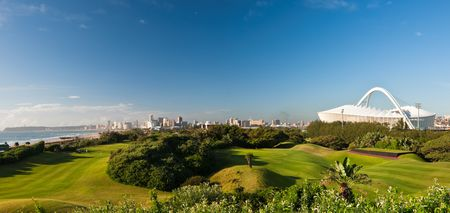 Overview of golf course named Durban Country Club