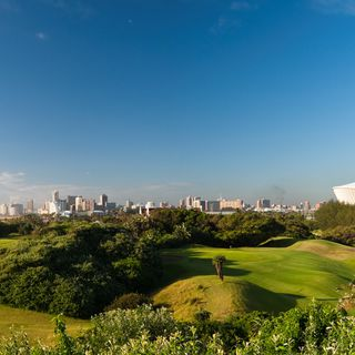 Durban country club cover picture