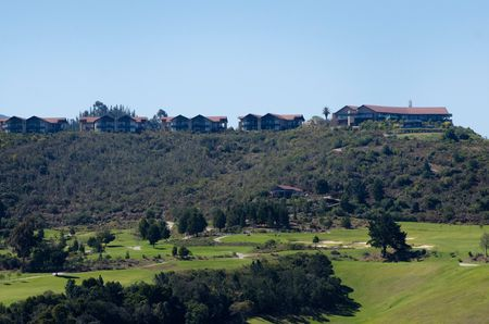 Overview of golf course named Simola Golf and Country Estate