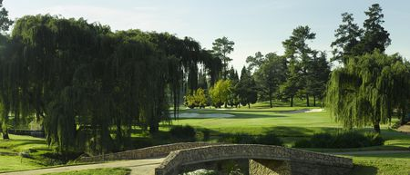 Overview of golf course named Glendower Golf Club