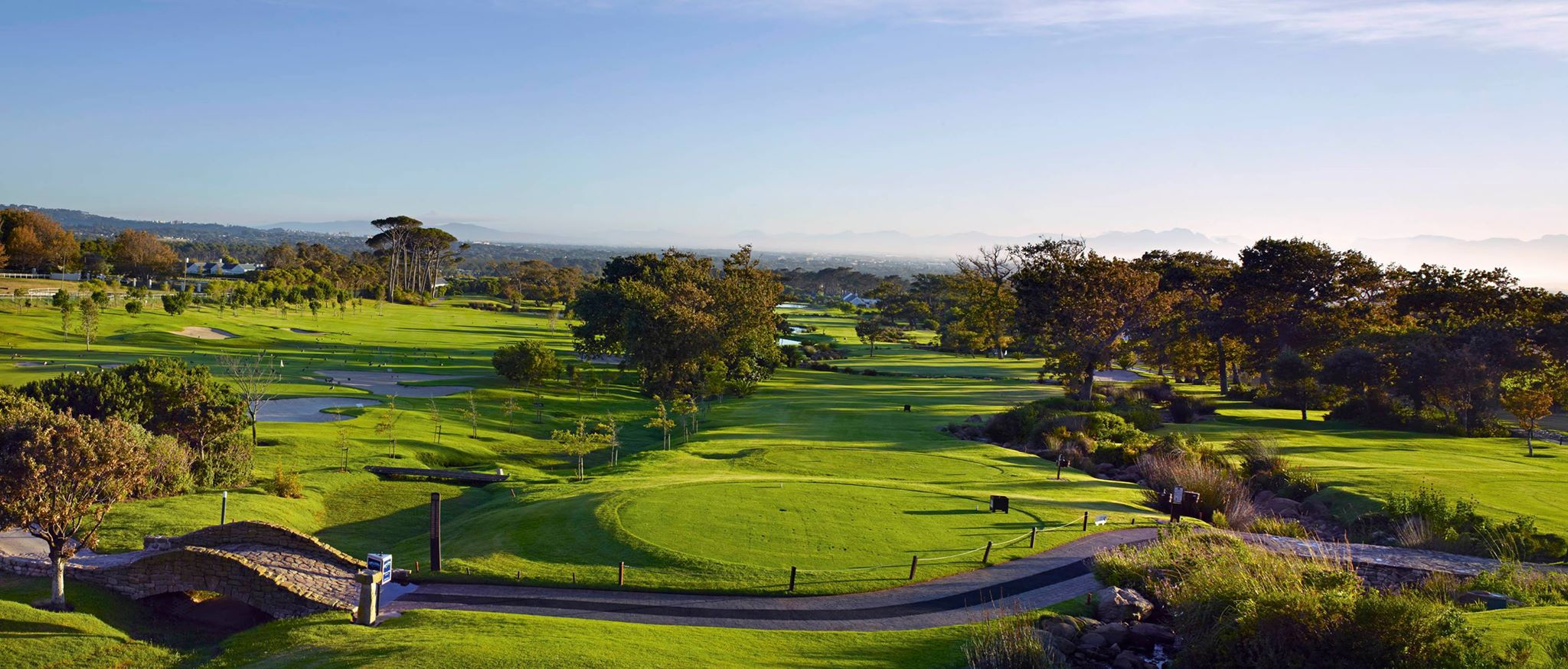 Steenberg golf club cover picture