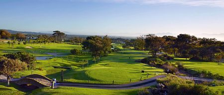 Overview of golf course named Steenberg Golf Club