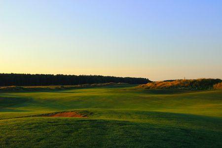 Gorki golf club cover picture