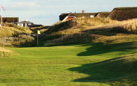 Fanoe Golf Links Cover Picture