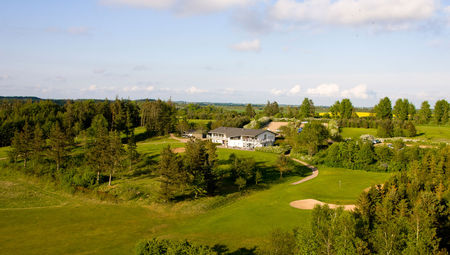 Hjarbaek Fjord Golf Club Cover Picture