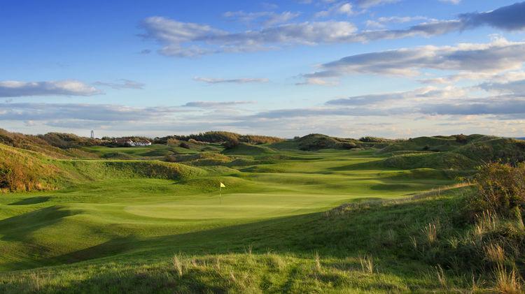 Burnham and berrow golf club cover picture