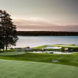 Ullna golf club cover picture