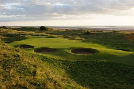 Overview of golf course named Silloth on Solway Golf Club