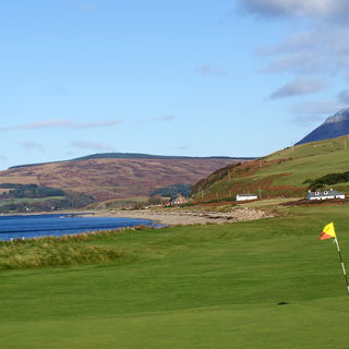 Machrie golf cover picture