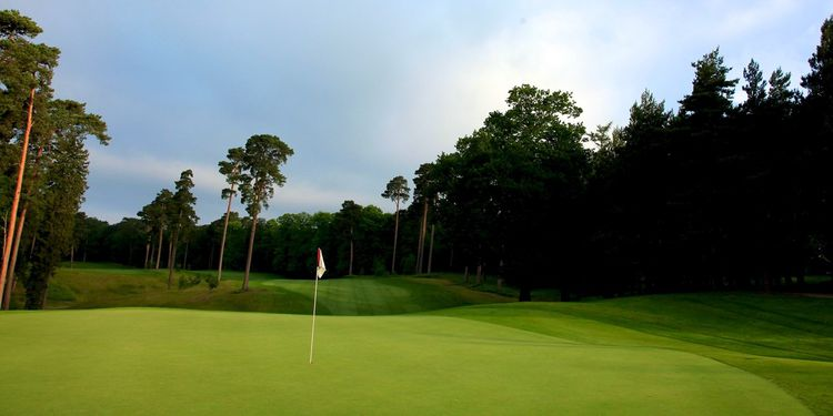 Woburn golf club cover picture