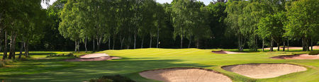 Little aston golf club cover picture