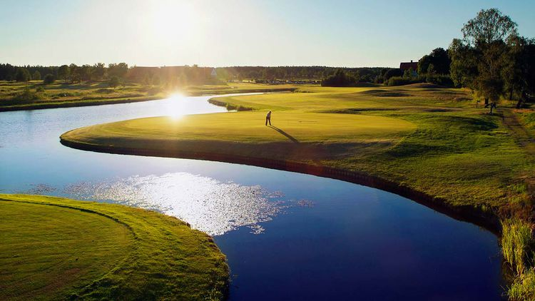 Frosaker golfklubb cover picture