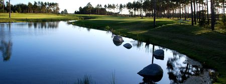 Kristianstads golfklubb cover picture