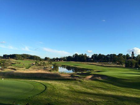 Kallfors Golfklubb Cover Picture