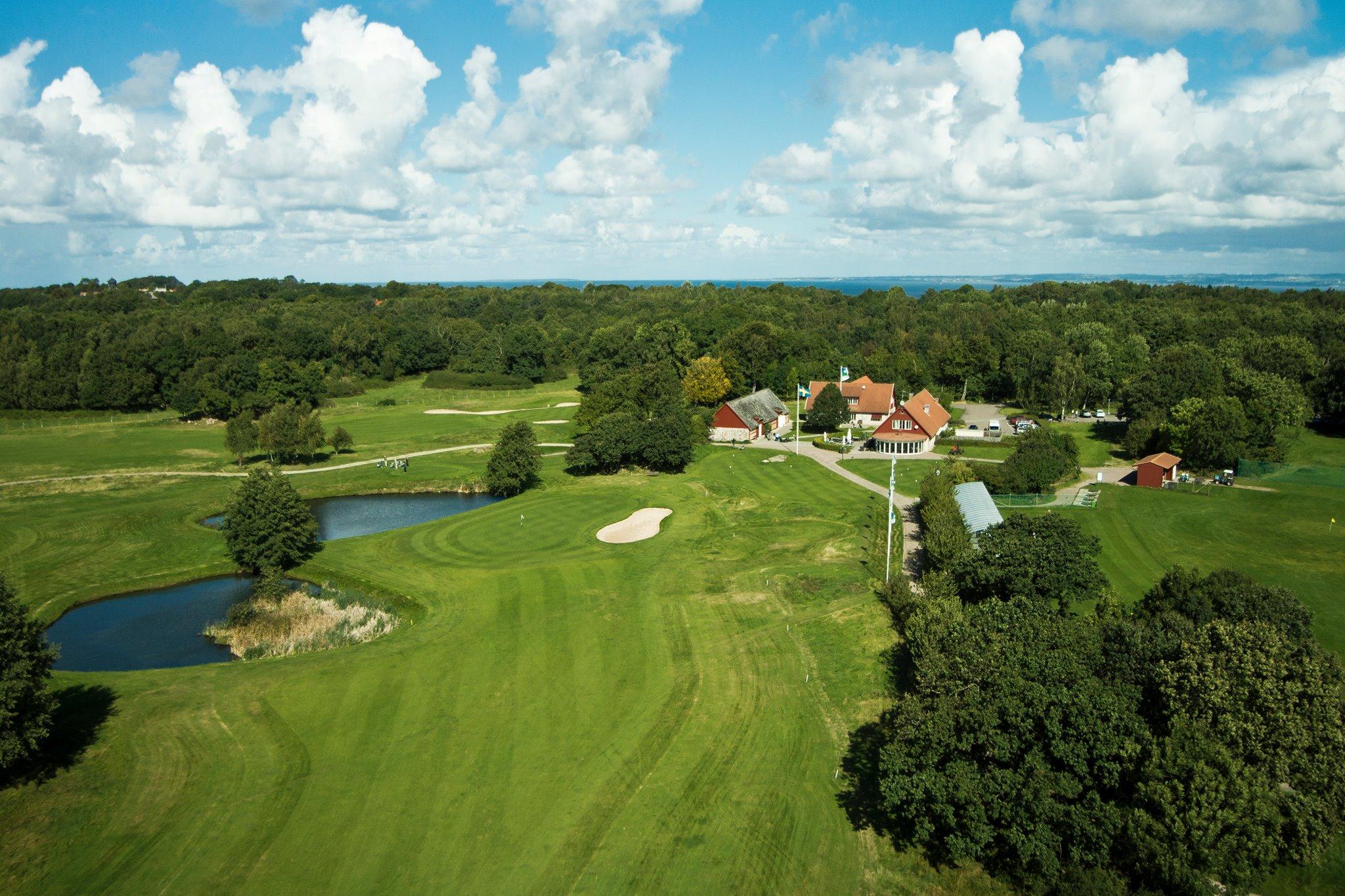 S T Arild Golfklubb All Square Golf