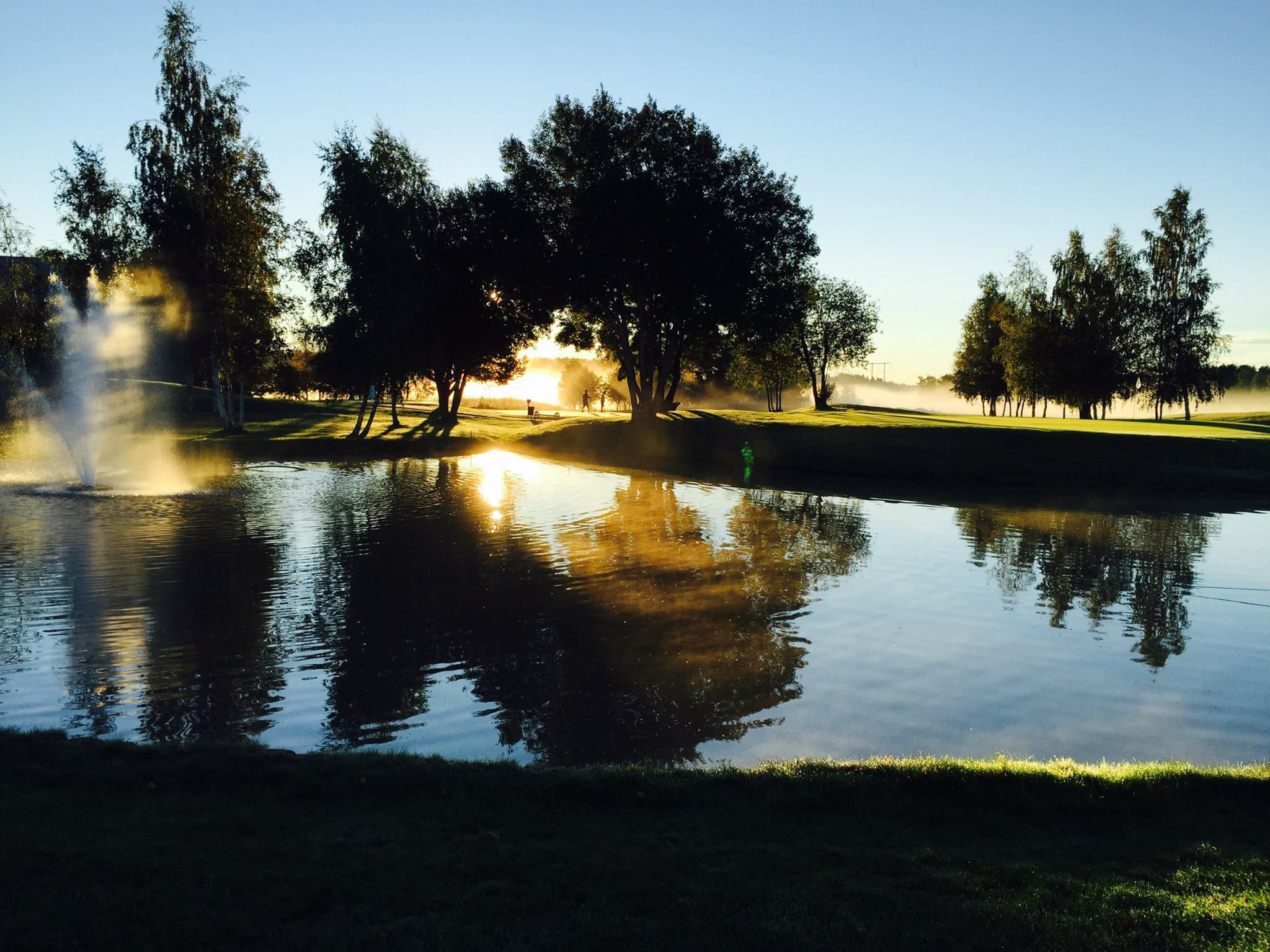Arlandastad golfklubb cover picture