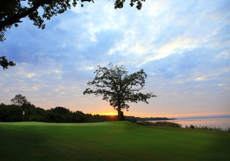 Kalmar Golfklubb Cover