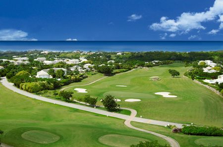 Overview of golf course named Royal Westmoreland