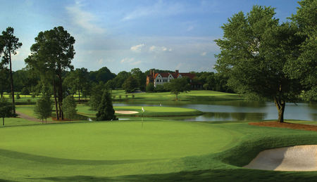 East lake golf club cover picture